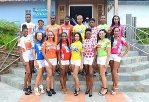 équipe vélo Martinique - Miltis