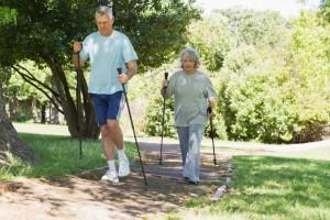 Faire du sport à 65 ans prolongerait l'espérance de vie de 30%