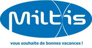 La Mutuelle Miltis vous souhaite de bonnes vacances !