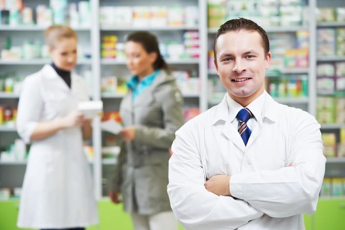 pharmacien vaccin
