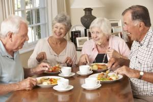 lipides, glucides, protéines, repas seniors