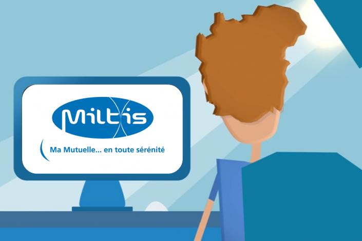 vidéos mutuelle miltis