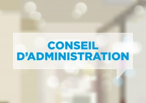 Conseil administration