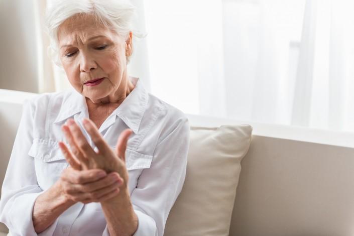 Arthrose vieillesse