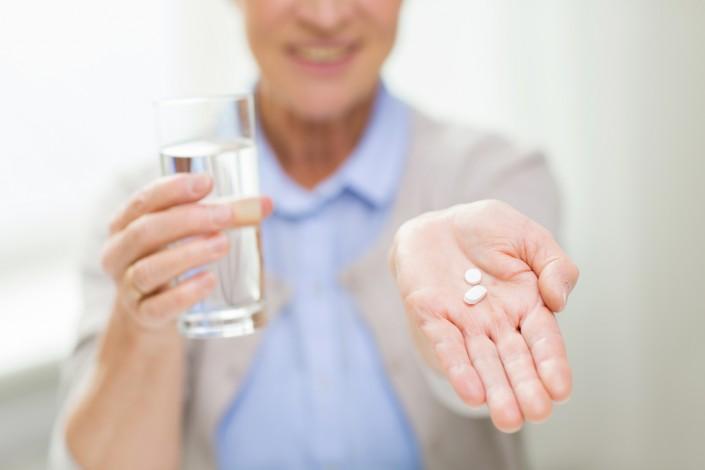 Aspirine seniors