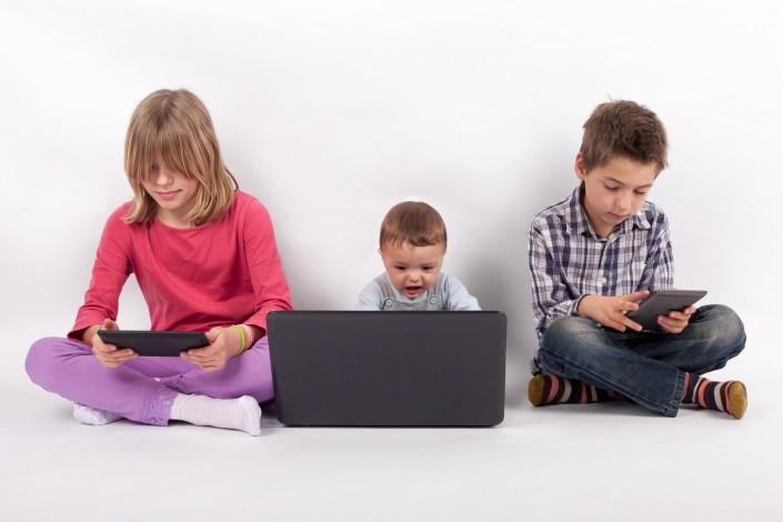 Risques écrans enfants