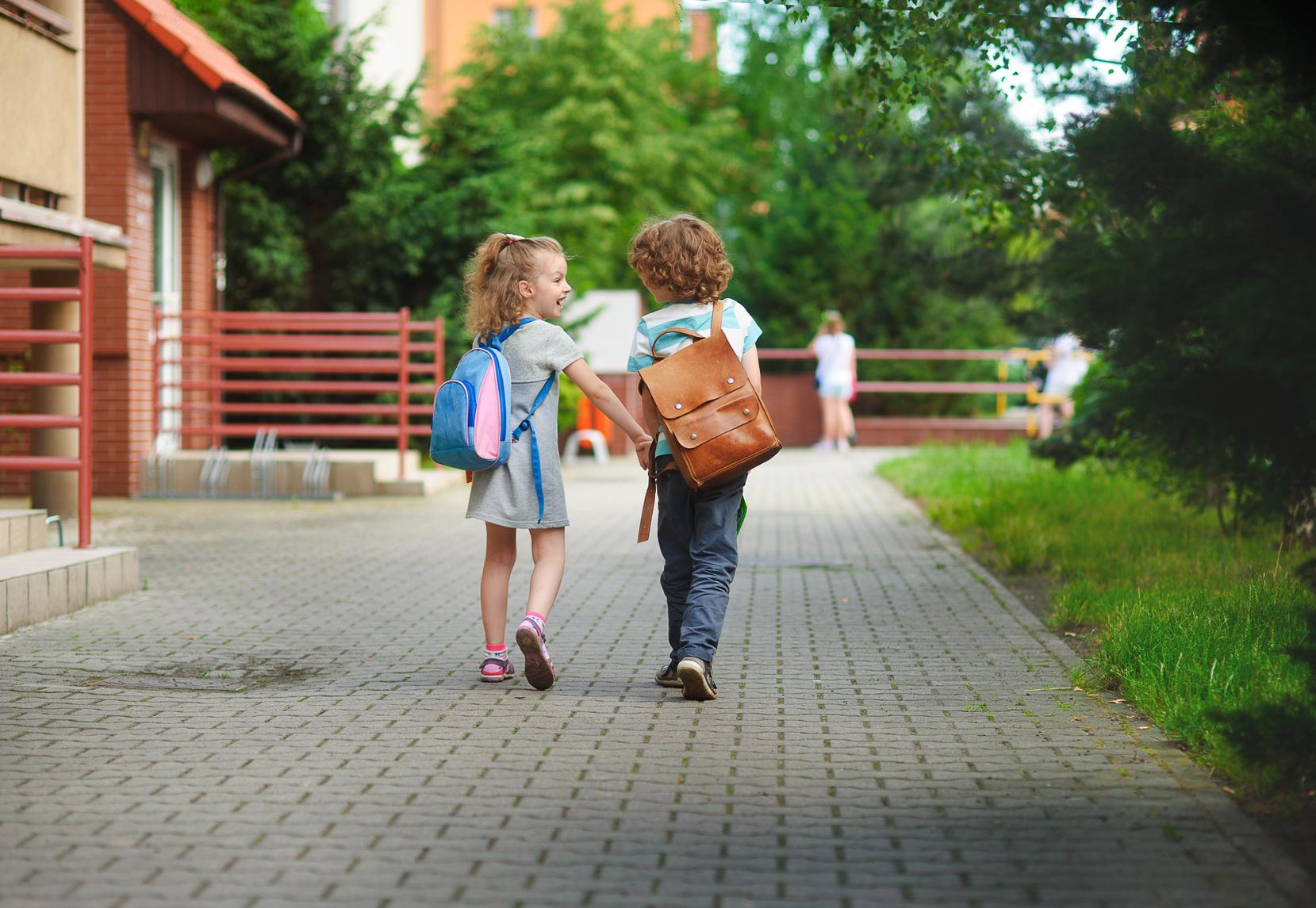 super populaire 618fa 05122 Comment affronter la première rentrée scolaire de votre ...