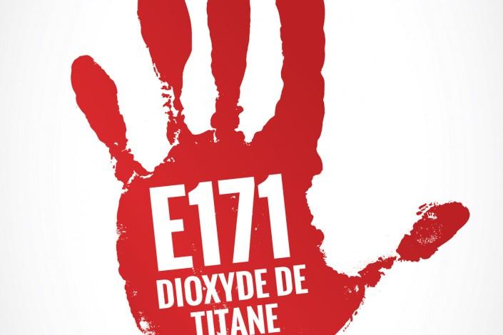 E171- Dioxyde de titane