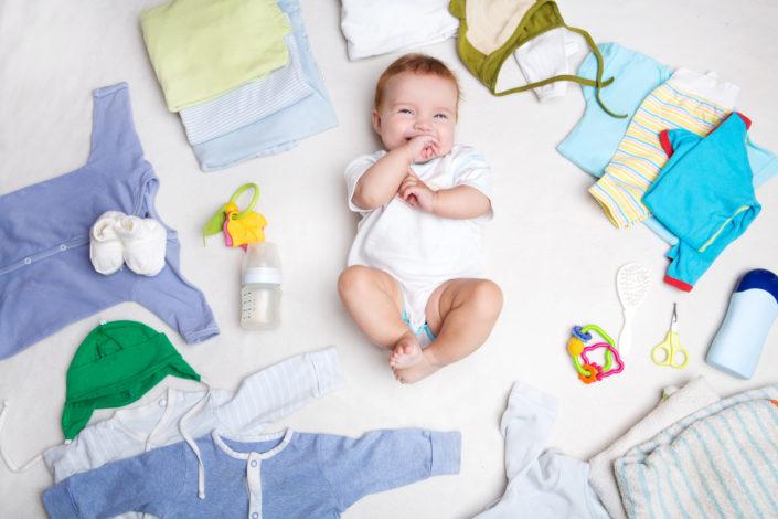 Cosmétiques dangereux bébé