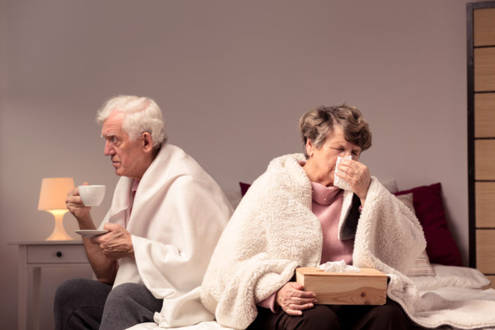 Grippe seniors