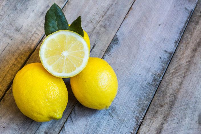 Bienfaits citron santé