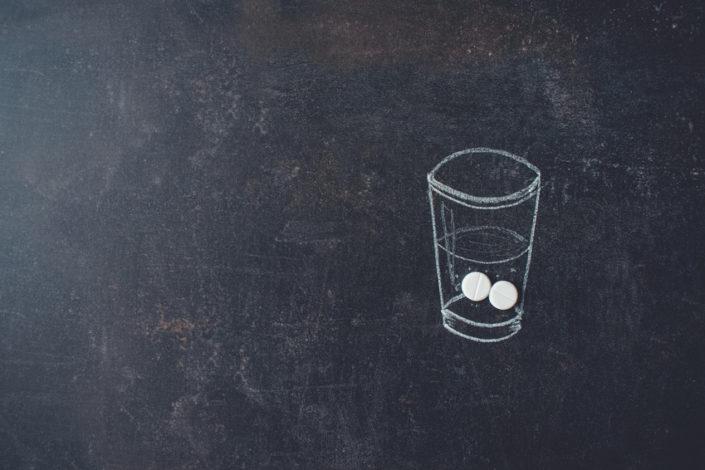 Anti-douleurs pharmacie