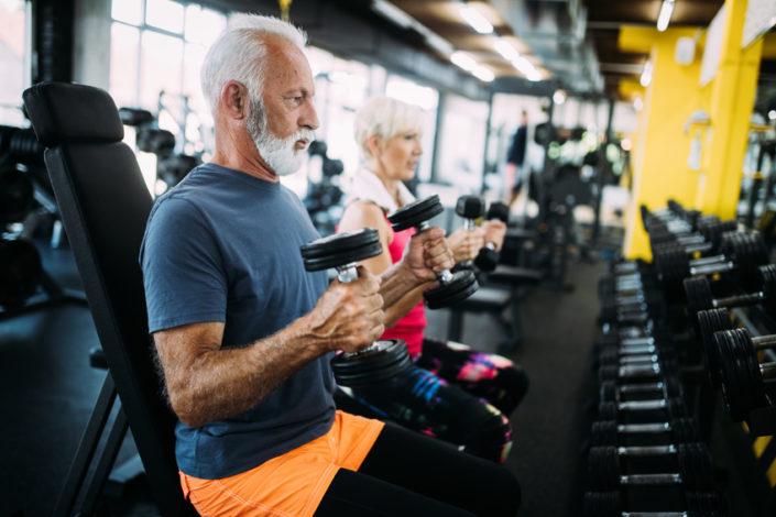 Prise de poids seniors