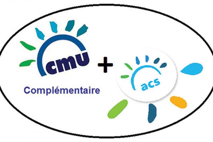 Fusion ACS et CMU-C