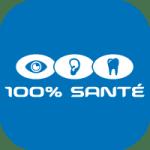 100% santé optique, dentaire, audiologie MILTIS Bleu