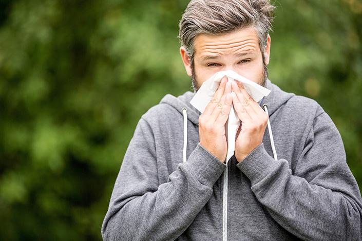Allergies pollens Asthme et COVID-19 traitements MILTIS