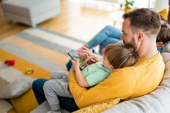 Ben le koala Application mobile pour développer l'autonomie des enfants - Covid-19 Gestes barrières MILTIS