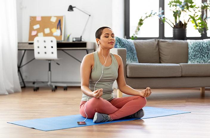 Méditer avec Petit BamBou application pour la méditation facile et rapide MILTIS