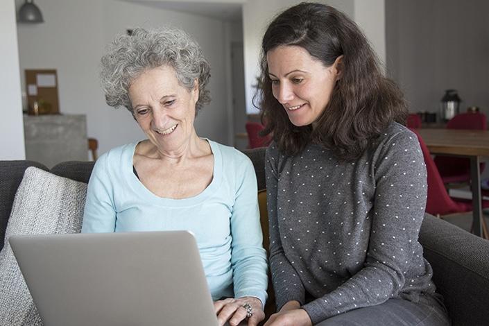 AgeVillage pour informer les seniors et les aidants MILTIS