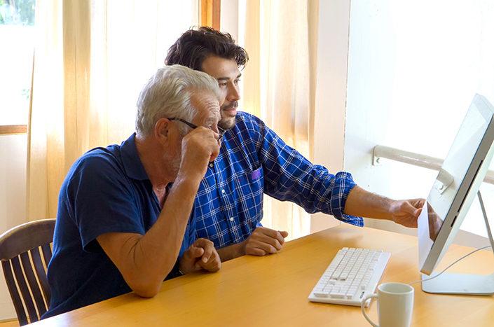 www.pour-les-personnes-agees.gouv.fr le portail d'informations et conseils pour les personnes âgées en perte d'autonomie et leurs proches aidants MILTIS