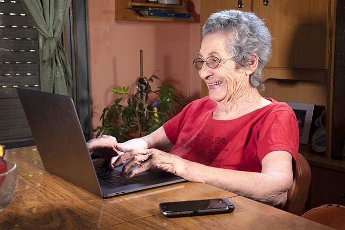 ShareAmi plateforme intergénérationnelle seniors jeunes MILTIS