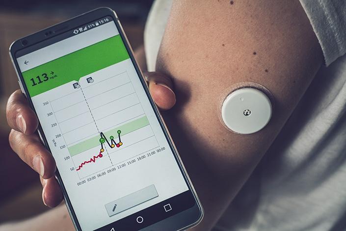 FreeStyle Libre appareil automesure glycémie MILTIS